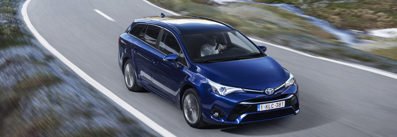 Banner Avensis SkyView Edition
