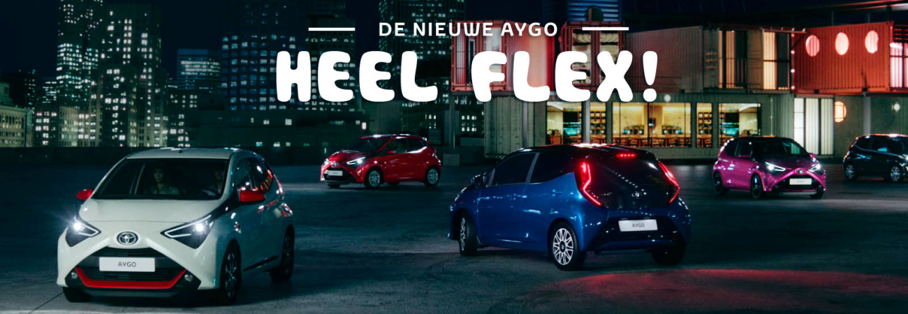Banner Private Lease de nieuwe AYGO
