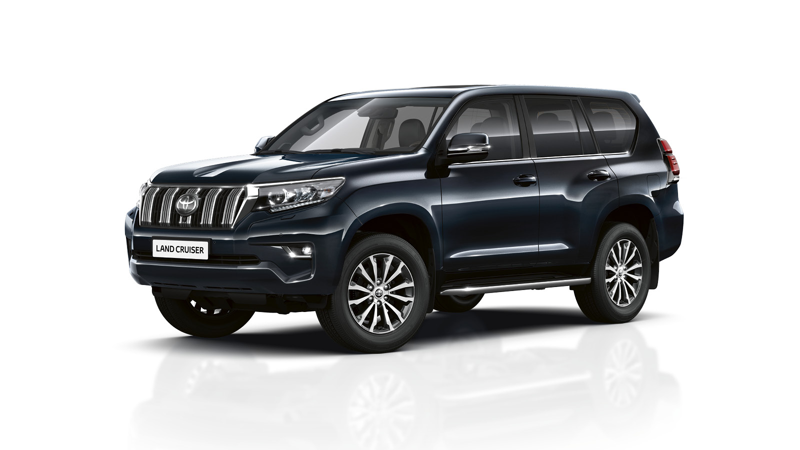 Toyota Land Cruiser 6-persoons auto