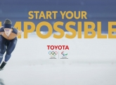 Toyota lanceert samen met Ireen Wüst en Chris Vos de campagne 'Start Your Impossible'